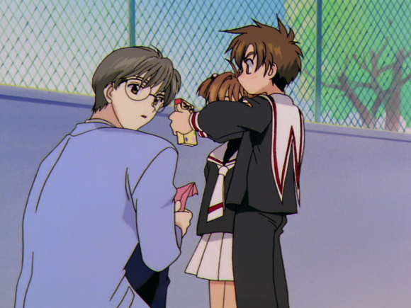 WRONG CHOICE SYAORAN
