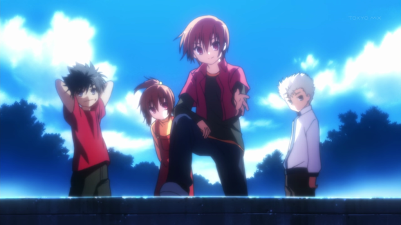 We are the Little Busters!!