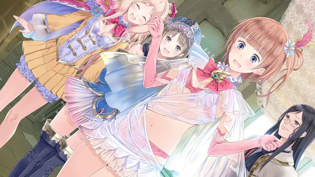 In the end, I'd rather play Atelier